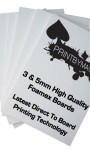 Printed Foamex Boards Direct To Board Printing Digital