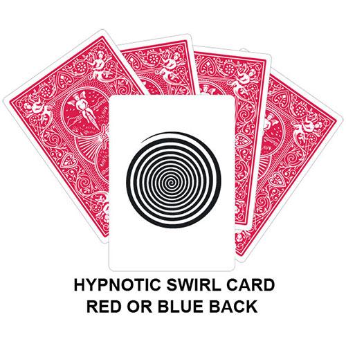 Hyptnotic Swirl Gaff Card
