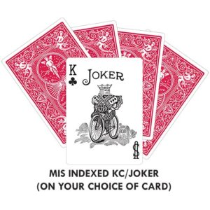 Mis Indexed KC / Joker King Clubs