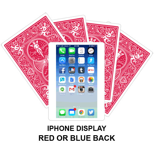 iPhone Display Gaff Card