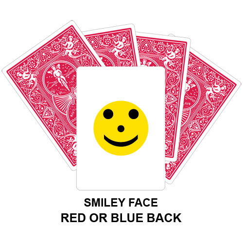 Smiley Face Gaff Card