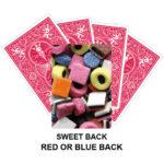 Sweet Back Gaff Card