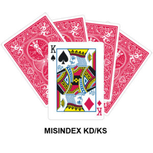 Mis Indexed KD/KS gaff card