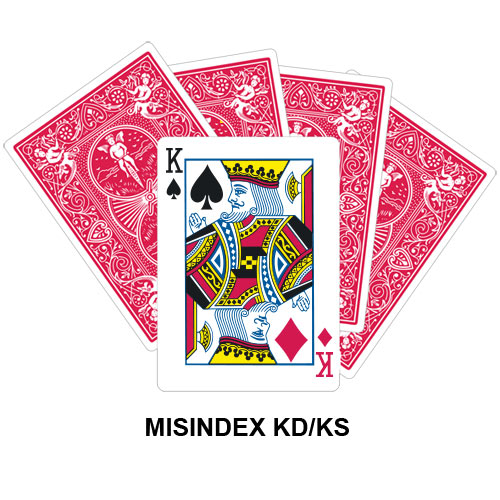 Mis Indexed KD/KS gaff card