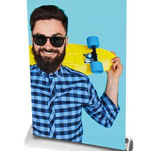 Mini Desktop Roller Banner A3 or A4