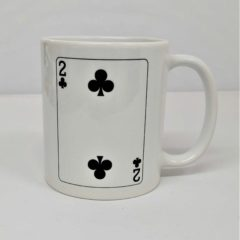 Card Reveal Mug