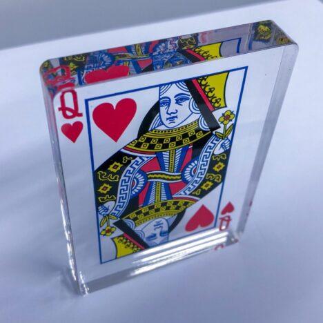 acrylic photo blocks printed