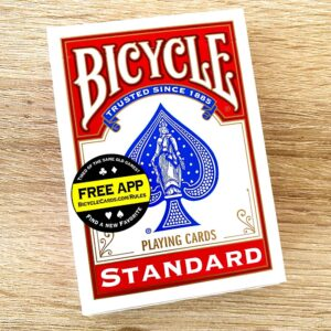 custom printed bicycle playing cards
