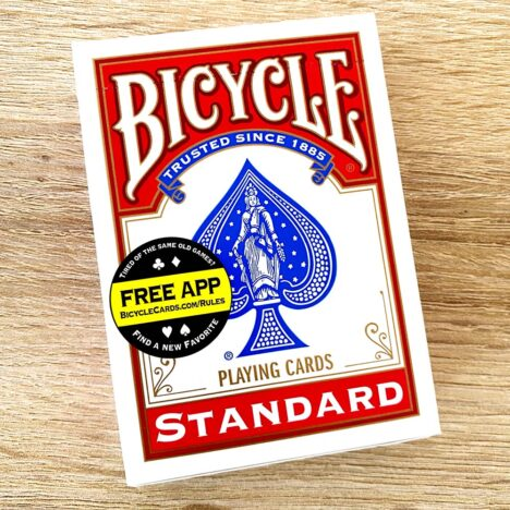 custom printed bicycle playing cards