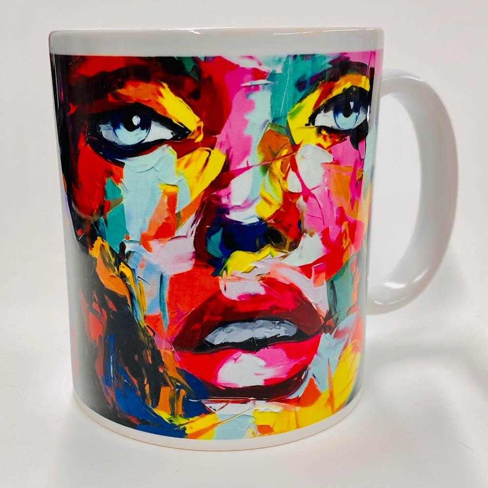 Personalised Mug 11oz Premium - Vibrant Colour System