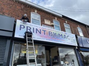 Digital Signage Printing Stockport