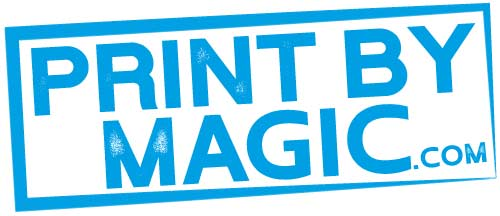 PRINTBYMAGIC stockport printers logo