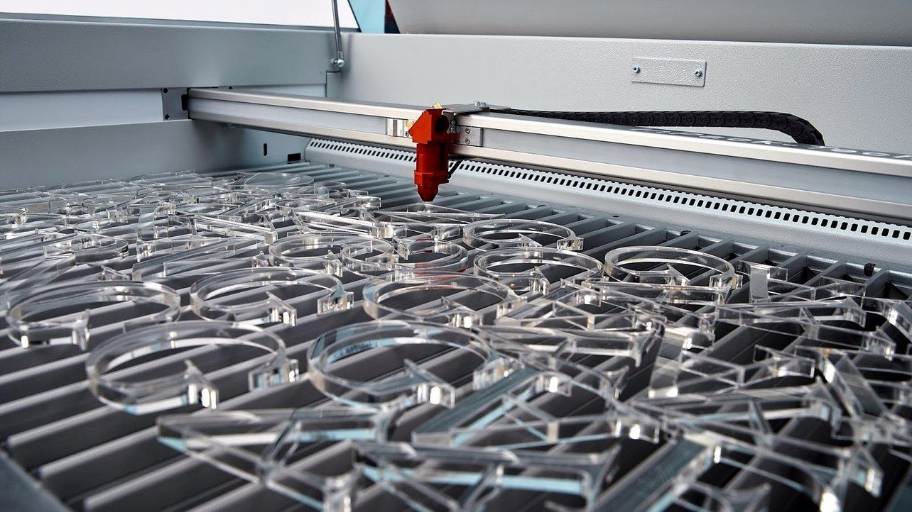 Laser Cutting Service Stockport