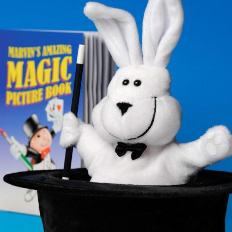 Marvins Magic Hat Magic set
