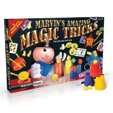 Marvin's Amazing Magic Tricks