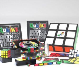 Rubiks Box of Tricks