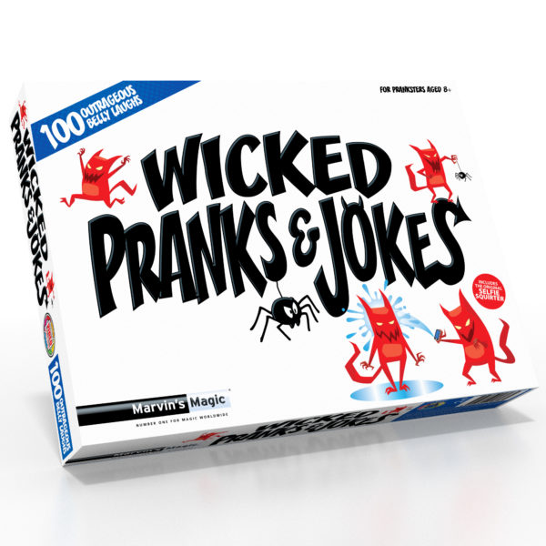 Wicked Pranks and Jokes