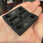 3d printed hinge