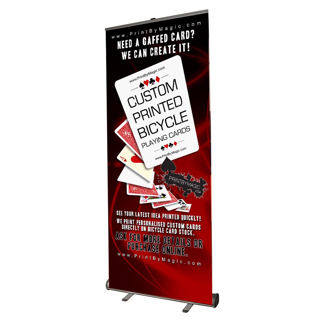 Premium Roller Banners Printed