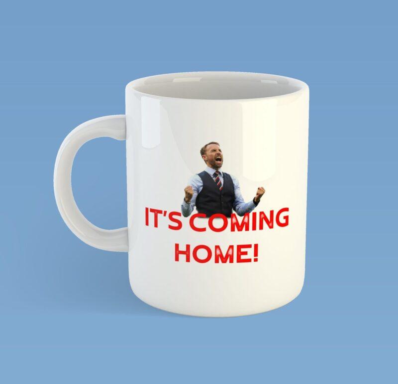 Its coming home mug